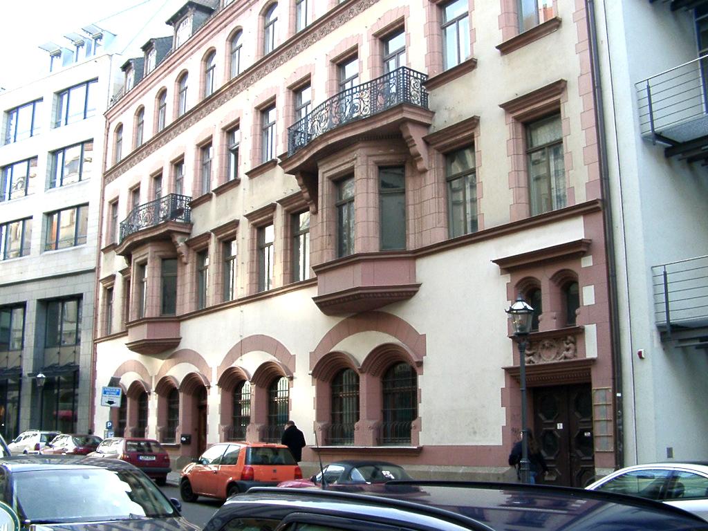 Apartmenthaus-Markgrafenstr-Leipzig
