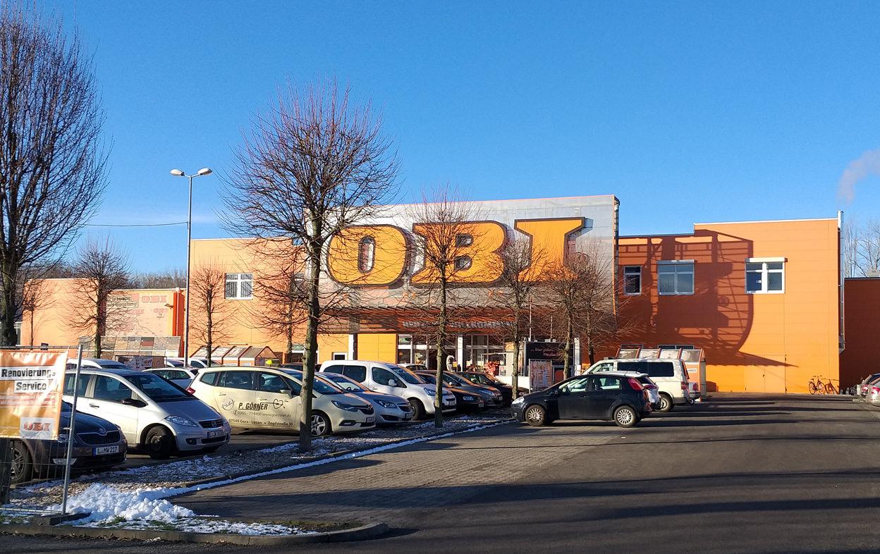 Obi Chemnitz
